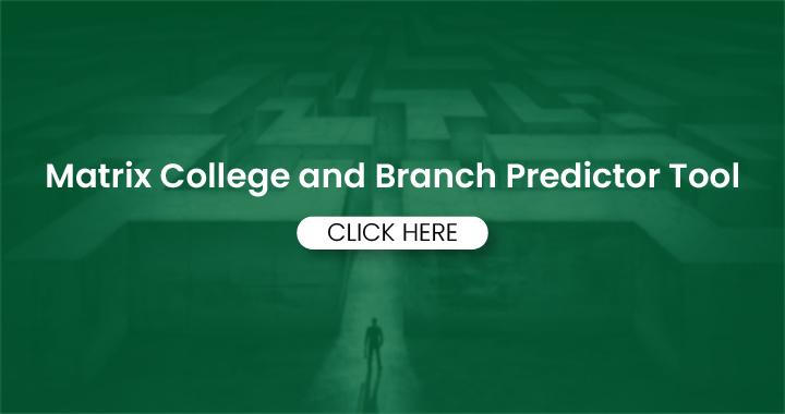 Matrix college and branch predictor tool
