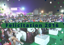 FELICITATION 2016