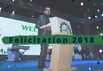 FELICITATION 2018
