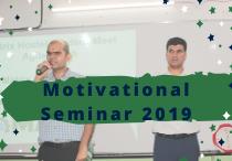 MOTIVATIONAL SEMINAR 2019