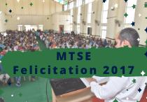 MTSE FELICITATION 2017