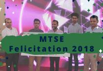 MTSE FELICITATION 2018