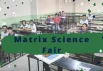 MATRIX SCIENCE FAIR
