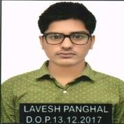 Lavesh Panghal