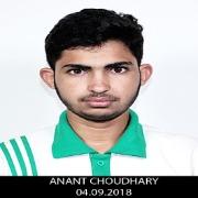Anant Choudhary