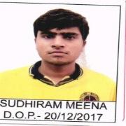 Sudhiram Meena