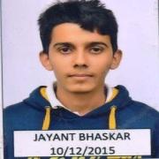 Jayant Bhaskar