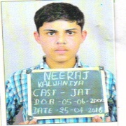 Neeraj Kalwaniya