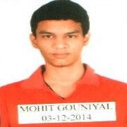 Mohit Gouniyal