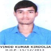 Vinod Kumar Kirdolia