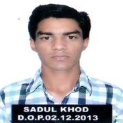 Sadul Khod